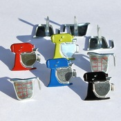 Mixer & Cup Eyelet Outlet Brads