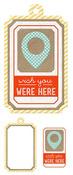 Wish Embossed Frames - Notable - We R Memory Keepers