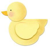 Duck Sizzix Originals Die - Ellison