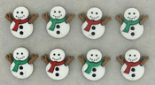 Sew Cute Snowmen Buttons