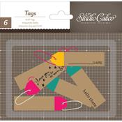 Printshop Kraft Tags - Studio Calico