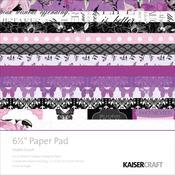 violet crush paper pad kaisercraft
