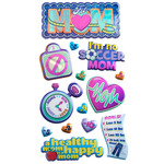 Fit Mom Stickers