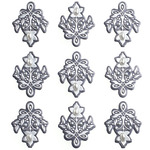 Wedding Ornaments Repeat Stickers - Jolee's Boutique