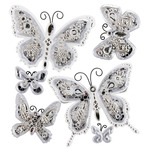 Butterfly Bling Stickers - Jolee's Boutique