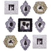 Wedding Frame Repeat Stickers - Jolee's Boutique