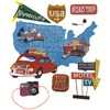 Road Trip Sign Stickers - Jolee's Boutique
