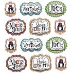 Teacher Word Repeat Stickers - Jolee's Boutique