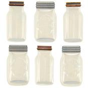 Mason Jar Repeat Stickers - Jolee's Boutique