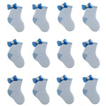 Baby Boy Socks Repeat Stickers - Jolee's Boutique