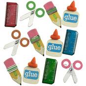 School Supplies Repeat Stickers - Jolee's Boutique