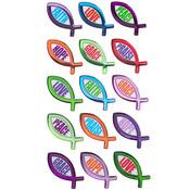 J Fish Repeat Stickers - Sticko