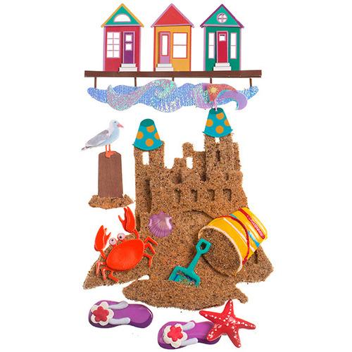 Beach Dimensional Stickers - Jolee's Boutique