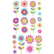 Fun Fleur Sticko Stickers
