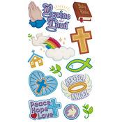 Faith Icons Sticko Stickers
