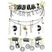 Wedding Words Garland Stickers - Jolee's Boutique