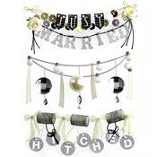 Wedding Words Garland Stickers - Jolee's Boutique