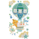 Baby Boy Special Delivery Dimensional Stickers - Jolee's Boutique