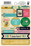 As You Wish Label Stickers - Fancy Pants Designs