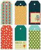 Be Different Large Decorative Tags - Fancy Pants Designs