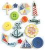Nautical Button Set - Fancy Pants Designs