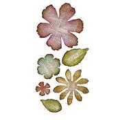 Jumbo Tattered Florals Bigz XL Die - Alterations - Tim Holtz