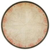 Compass Die Cut Specialty Paper - KaiserCraft