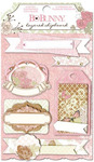 Primrose Layered Chipboard - Bo Bunny