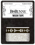 Black & White Patterned Washi Tape - Bo Bunny