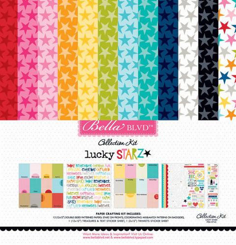 Lucky Starz Collection Kit - Bella Blvd