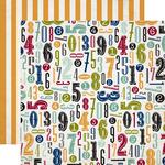 Numbers Paper - Getaway - Echo Park