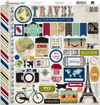 Getaway Element Stickers - Echo Park