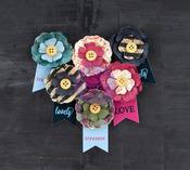 Copyright Paper Flowers - Stationer's Desk - Prima
