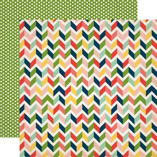 Chevron Paper - It's A Celebration - Carta Bella