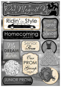 Our Magical Night Cardstock Stickers - Karen Foster