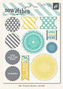 Friends Decorative Stickers - Milo - My Minds Eye