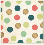 Dots Paper - Today - Mildred - My Minds Eye