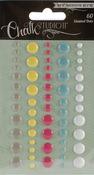 Chalk Studio 2 Enamel Dots - My Minds Eye