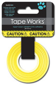 Caution  Washi Tape - Tape Works