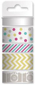 Here Is Happy Washi Tape - Record It - My Minds Eye