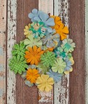 Peace Paper Flowers - Free Spirit - Prima