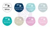 Blue & Pink Tone Chalk Fluid Edger Set - Ingvild Bolme - Prima