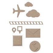 Travel Icon Cutting Dies - Little B