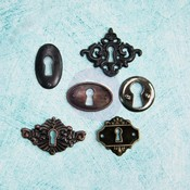 Key Holes - Junkyard Findings - Prima