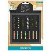 Boys Rule Clothespins - Crate Paper