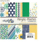 A Charmed Life 6 x 6 Paper Pad - Simple Stories