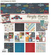 Hey Pop Simple Sets Collection Kit - Simple Stories