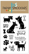 Paws For A Cause Clear Stamp - Paper Smooches