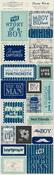 Suave Stamp Blocks - Authentique