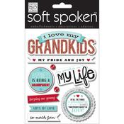 Grandkids - Soft Spoken Stickers - Me And My Big Ideas